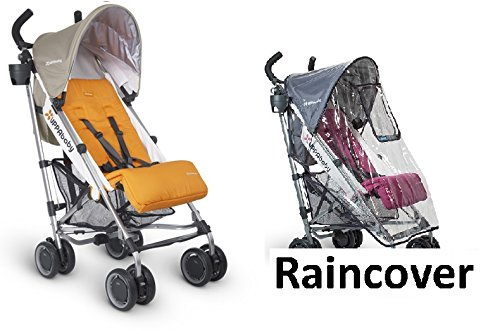 Uppa Baby 2015 G-Luxe Stroller With Rain Cover (Ani)