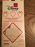 Disney Home Minnie Heart Sliding Stencil