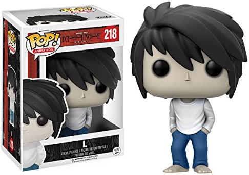 Funko Pop!- L Figura de Vinilo, seria Death Note (6363 ...