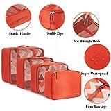BAGAIL 8 Set Packing Cubes, Lightweight Travel