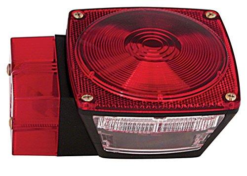 Kaper II 1T-V-1022 Red Trailer Stop//Turn//Tail Light