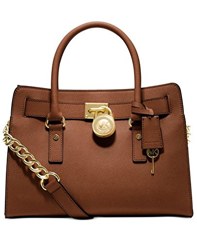MICHAEL Michael Kors Women\u0027s Hamilton East / West Satchel Bag