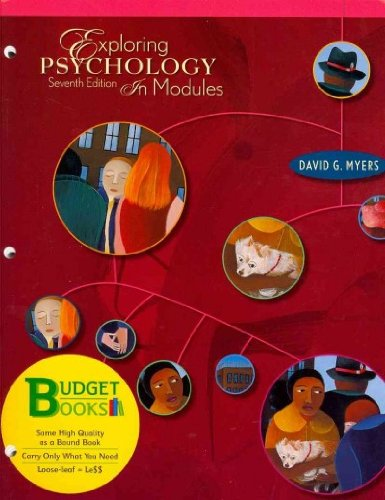 Exploring Psychology 7th Edition Pdf