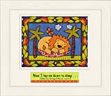 Children Wall Inspirational Art Décor Framed Gift for Baby Shower or Nursery for Decorating a child's room