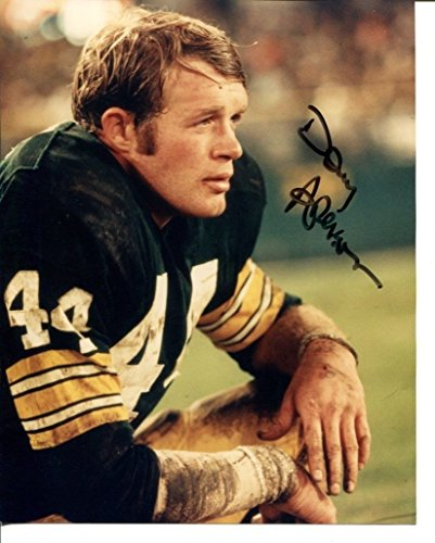 Donny Anderson Signed Photo 8x10 Autographed Packers ()
