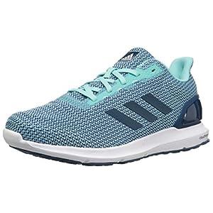 adidas Performance Women's Cosmic 2 SL w Running Shoe, Energy Aqua/Petrol Night/Petrol Night, 9 Medium US