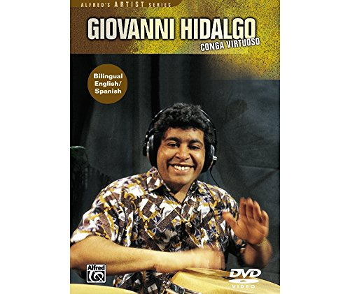 Alfred Conga Virtuoso with Giovanni Hidalgo DVD (Clarinet Virtuoso)