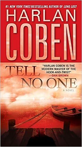 Amazon Fr Tell No One A Novel Harlan Coben Livres