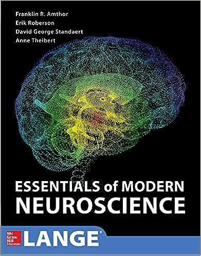Essentials of Modern Neuroscience, 1st Edition - Original PDF