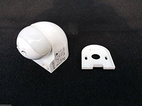 Na-De Light Systems - 180° Wall Type White Motion Sensor