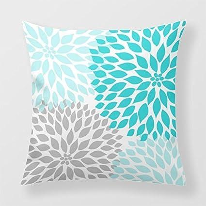 Scott Mathieson algodón manta decorativa almohada sofá casa ...