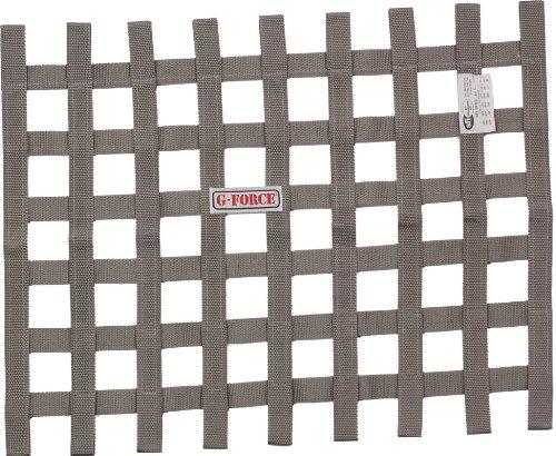 G-Force 4131BK Black Ribbon Window Net