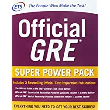 Official GRE Super Power Pack 2/E