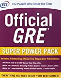 img - for Official GRE Super Power Pack 2/E (Test Prep) book / textbook / text book