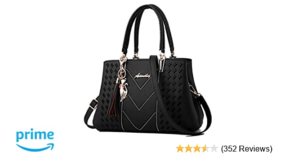 38b66bdd0c48 Amazon.com  ALARION Womens Purses and Handbags Shoulder Bag Ladies Designer  Satchel Messenger Tote Bag  Shoes