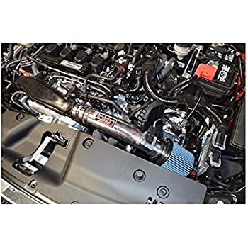 Injen 2016 Civic 1.5L Turbo Polished Short Ram Air Intake (sp1572p)