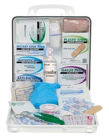 Fill Unit First Aid Kit (First Aid Kit Carry Box - Item Number 13030EA)