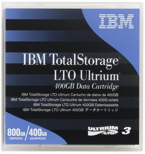 Data Cartridge Ibm Ultrium Lto-3 400gb