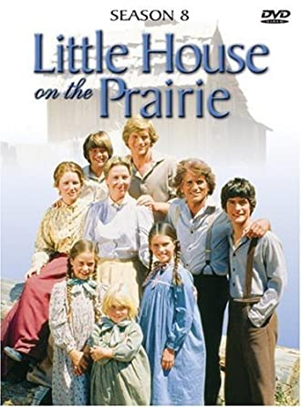 Little House On The Prairie   The Complete Season 8