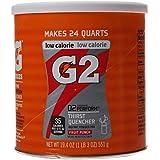 Gatorade Perform G2 02 Perform Thirst Quencher Instant Powder Fruit Punch Drink 19.4 Oz. (1 Each)