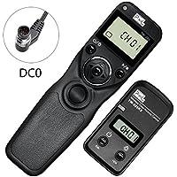Pixel LCD Wireless Shutter Release Timer Remote Control TW-283/DC0 for Nikon DSLR Digital Camera D800 series D810 series 1D series 2D series 300series D700 D500 D200 D4 D5 N90s F5 F6 F100 F90 F90X D3s