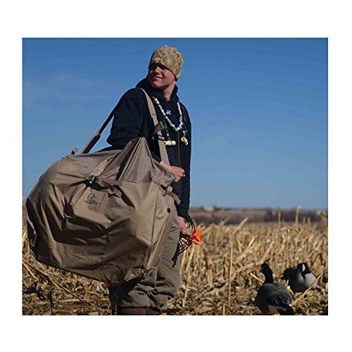 Goose Full Body (Avery Outdoors Inc 00122 6 Slot Full Body Honker Bag Field Khaki)