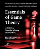 Essentials of Game Theory: A Concise