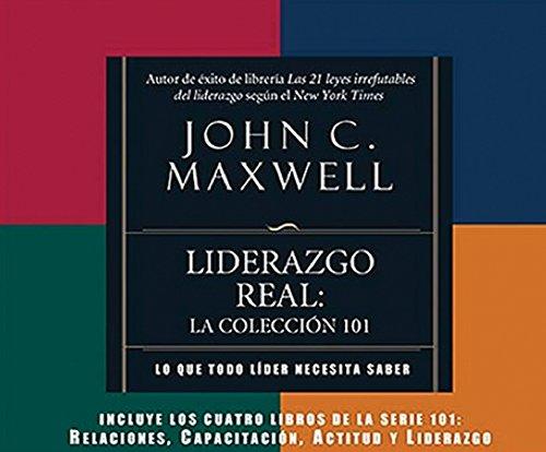 Descargar Libro Liderazgo Real John Maxwell