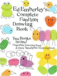 [Ed Emberley's Complete Funprint Drawing Book[ ED EMBERLEY'S COMPLETE FUNPRINT DRAWING BOOK ] By Emberley, Edward R. ( Author )Apr-01-2002 Paperback