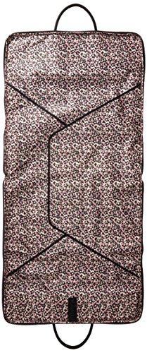 51aEhlesCeL - Vera Bradley Iconic Garment Bag, Microfiber