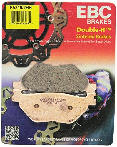 Atv Yamaha Parts Catalog (EBC Brakes FA319/2HH Disc Brake Pad Set)