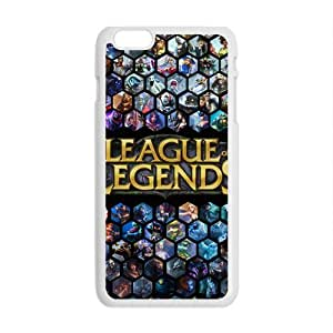 League legents Cell Phone Case for iPhone plus 6 by lolosakes