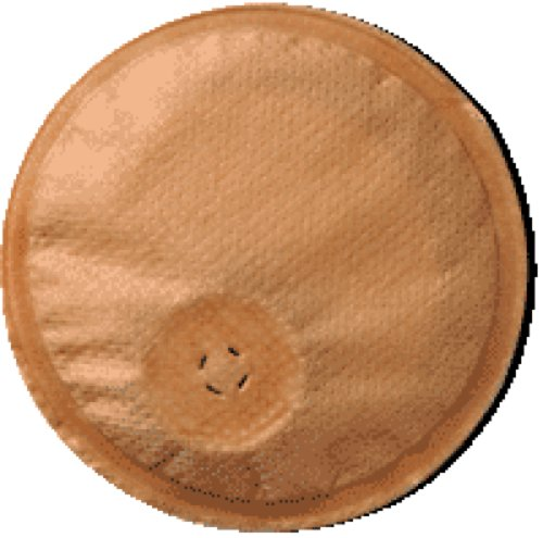 Secure Health Products Kontiba Stoma Cap with Filter 25mm to 50mm, 40mL, Absorbent Pad, Beige, Hypoallergenic (Box of 30 Each) by Secure Health Products Corp (Image #2)