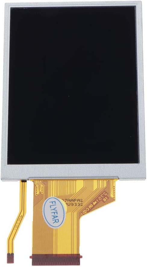Almencla 2X LCD Display and Touch Screen Digitizer Repair for Sony DSC-WX500 WX500 Digital Camera Black