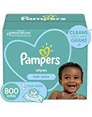 Baby Wipes, Pampers