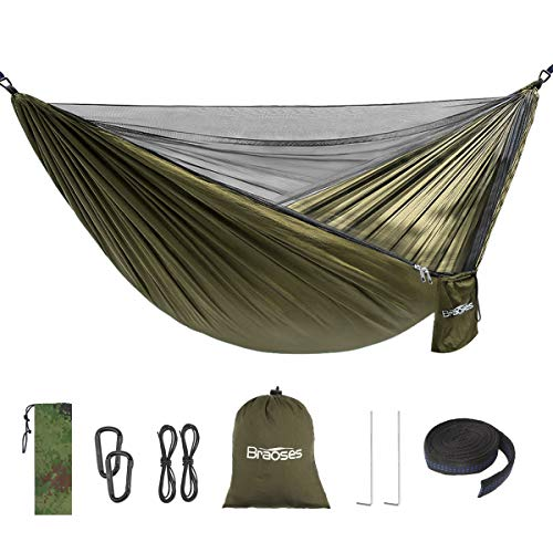 Double Single Camping HammockPortable