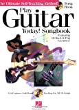 Play Guitar Today Songbook, Doug Downing, 0634004115