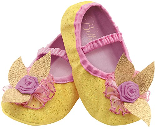 [Disguise Costumes Belle Slippers, Toddler, Size 6] (A Belle Costume)