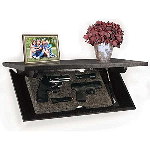 9005008 PS Products Concealment Shelf Espresso