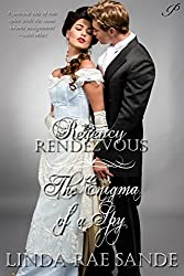The Enigma of a Spy (Regency Rendezvous Book 11)