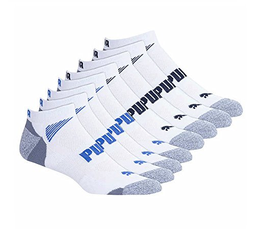 PUMA Mens No Show Socks