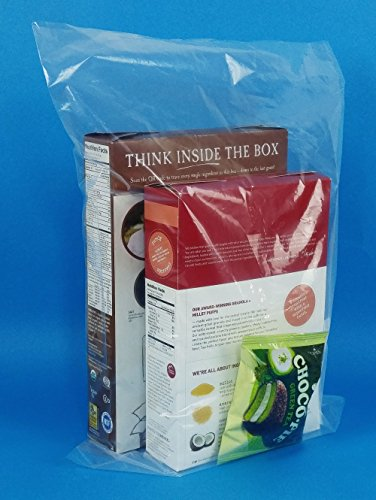 Poly Bag Density Low Flat (12