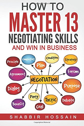 How to master negotiation array how to master 13 negotiating skills and win in business shabbir rh amazon com fandeluxe Gallery