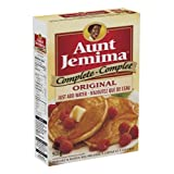 Aunt Jemima Complete Pancake Mix (Pack of 12)