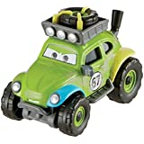 Disney Pixar Cars RS500 1/2 Diecast Shifty Sidewinder - Véhicule Miniature - Voiture
