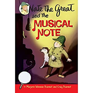 Nate the Great and the Musical Note Audiobook