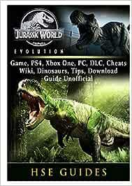 Jurassic World Evolution Game, PS4, Xbox One, PC, DLC, Cheats ...