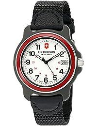 Men's 249088 Original Analog Display Swiss Quartz Black Watch