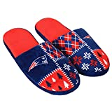 New England Patriots Ugly Slide Slipper Small