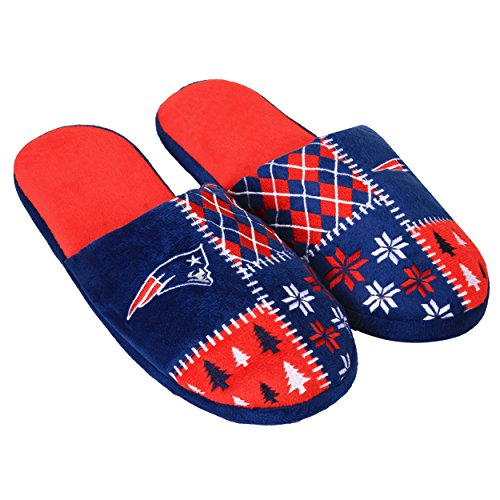 New England Patriots Ugly Slide Slipper Small by FOCO
